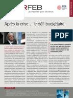 Infor FEB 13, 2 avril 2009