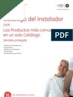 Catalogo Del Instalador
