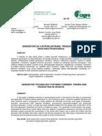 Generatori za vjetroelektrane, trendovi u primjeni i hrvatska proizvodnja