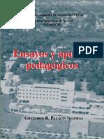 Gregorio B. Palacín Iglesias -----Ensayos y Apuntes Pedagógicos.pdf