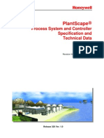 Plants Cape Process System and Controller