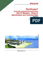 Plants Cape Rail IO Modules - Series H