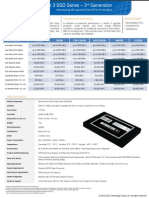 OCZ Vertex3 Product Sheet