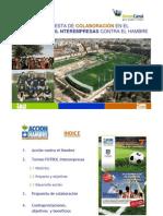 Torneo Futbol7 Interempresas