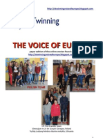 The Voice of Europe