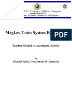 Maglev Train References