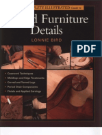 The Complete Illustrated Guide to Period Furniture Details (Lonnie Bird)