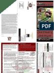Outreach Brochure Tackle Football 2009 Second