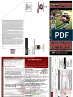 Outreach Brochure Tackle Football 2009 Second