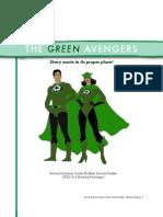 Green Avengers Final Module