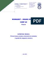 Expertiza Tehnica - Winmarkt Ploiesti