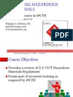 49cfr Shipping Hazardous Materials