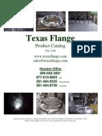 Texas Flange - Catalog