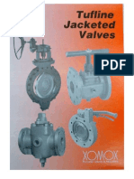 Tufline - Jacketed Valves