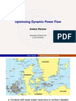 Algebraic Methods for Power Network Analysis and Design