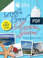 Rathlin Sound Maritime Festival Programme