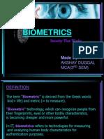 An Kit Biometrics