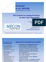 Get to Know NYCON