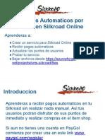 Acepta pagos automaticos via SMS Mensajes de texto en Silkroad online
