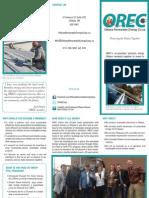 Intro to OREC pamphlet