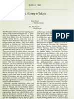 Cox , 1990 - A History of Music - Eng
