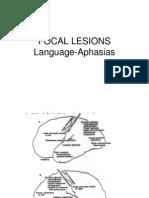 Focal Lesions Language Aphasias