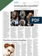 Un mondo pacifico è possibile. Tradotto per la prima volta in Italia Uomo lupo, di Robert Eisler