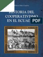 HISTORIA DEL COOPERATIVISMO EN EL ECUADOR
