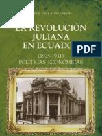 LA REVOLUCIÓN JULIANA EN ECUADOR