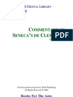 Calvin's Commentary on Seneca's de Clementia