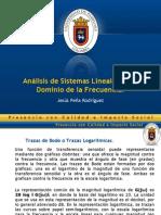 Analisis de Sistemas Lineales en El Dominio de La Frecuencia