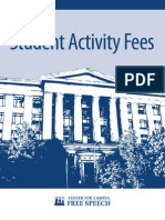CCFS Guide to Student Activity Fees