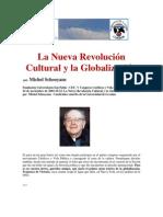 La Nueva Revolución Cultural y la Globalización- por  Michel Schooyans