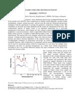 Analysis of Kidney Stones Using Vibrational Spectroscopy