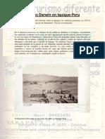 Charles Darwin en Iquique
