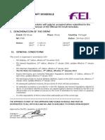 Elvas (POR) (17_05_2013 - 18_05_2013) CEI2- 120 - Draft Schedule - 2013_CI_1424_E_S_02