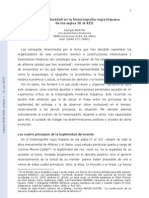 Linaje y legitimidad en la historiografía regia hispana de los siglos IX al XIII - Piron