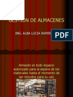 Gestion de Almacenes 2013