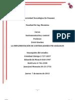 Proyecto Final Instrumentacion