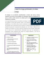 UNIDAD 1 PREVENCIÓN DE RIESGOS LABORALES resumida