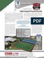 UBU Sports Facility Profile - UNLV