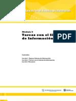 Tareas Con El Sistema de Informacion