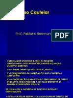 Aula 01 - Teoria Geral Medida Cautelar.ppt 21 02 2011