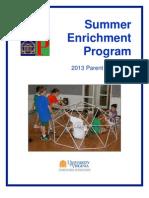 SEP ParentHandbook
