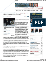 Politico interviews Dartmouth Professor Linda Fowler on Obama, 1/05/09