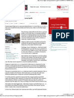 The San Francisco Chronicle features Dartmouth Tuck School of Business Professor Robert Howell on Citigroup layoffs, 11/18/08