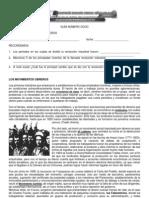 sociales 9 - Guía 8