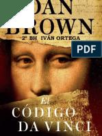 Código Da Vinci, Iván Ortega.