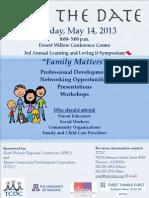 Family Matters Symposium
