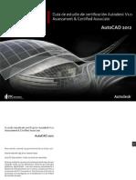Guía de estudio de certificación AutoCAD Associate V10.pdf